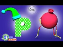 Alphabet P Song | Learning English Is Fun Puzzle games™ | Phonics Words For Preschool Children