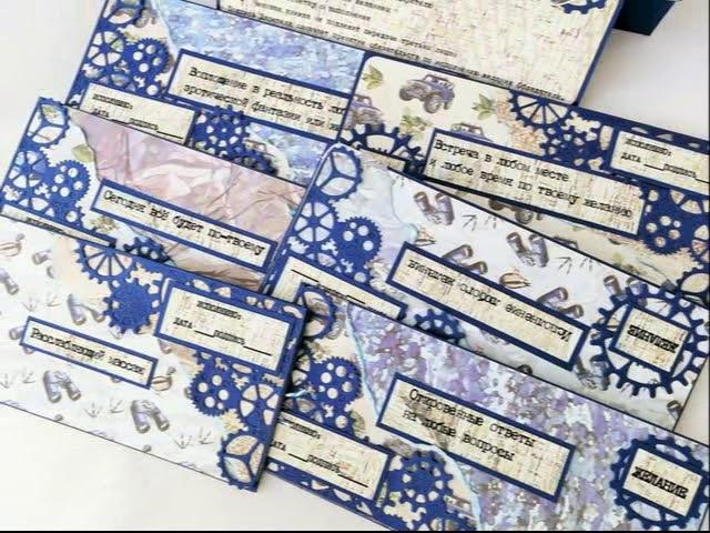 чековая книжка желаний для бумажного уголка