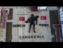 Erzincan'da Polis adayları Çanakkale şehitlerini andı
