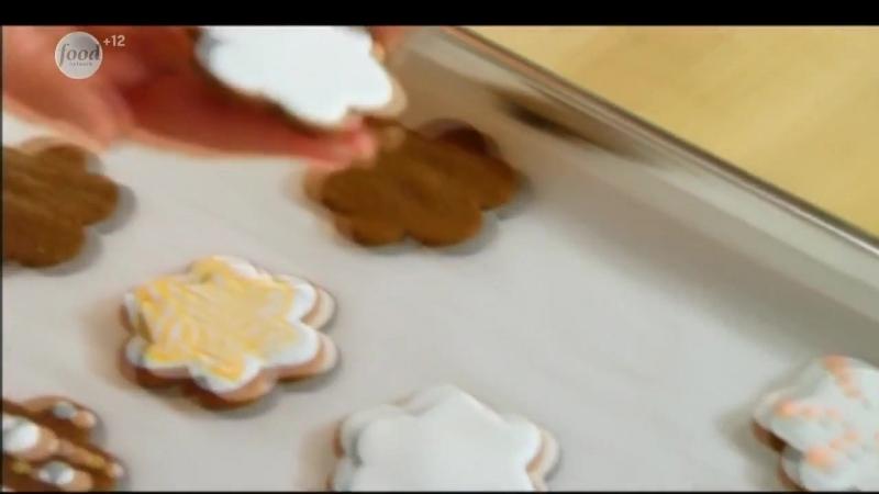 Анна Олсон. Песочное печенье.