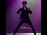 kai's blindfold