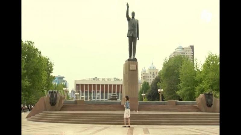 Памятники Абшерона: Дворец Гейдара Алиева