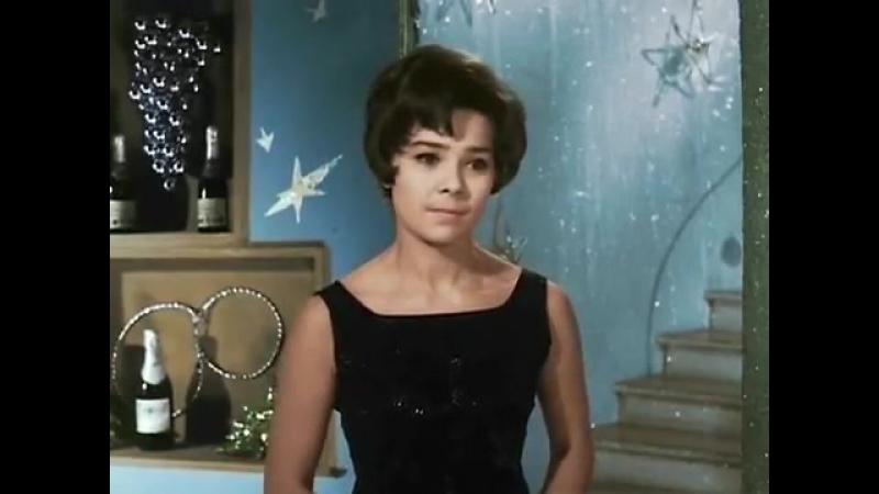 Новогодний Голубой Огонек (1965-1968 год) (Цветная)