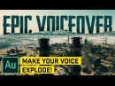 EPIC Movie Trailer Voice Effect with Audition CC