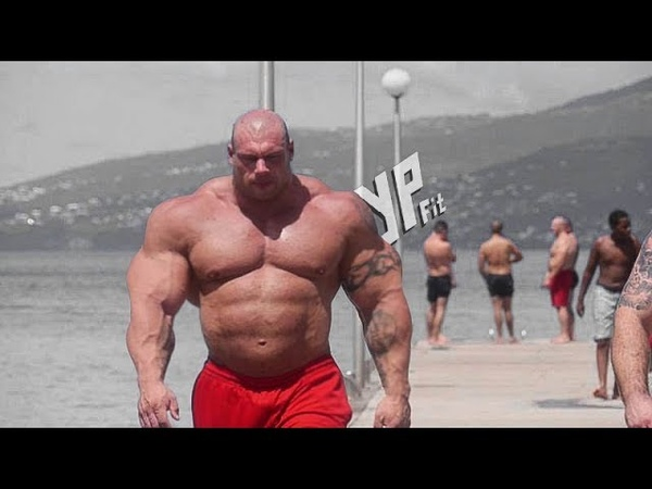 İNSANLAR YANINDA KÜÇÜK KALIYOR 🦍 MORGAN ASTE | Fitness Motivation