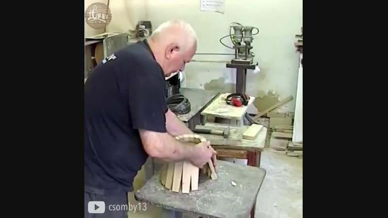 Изготовление бочонка
