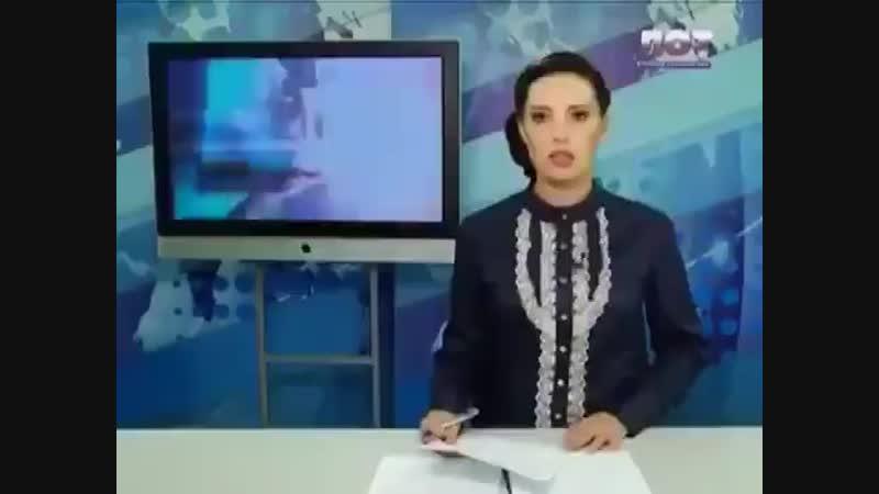 Депутат застрял в танке 6 sec