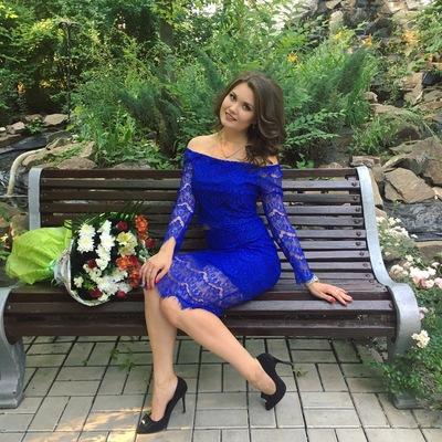 Алинка Дегтярёва
