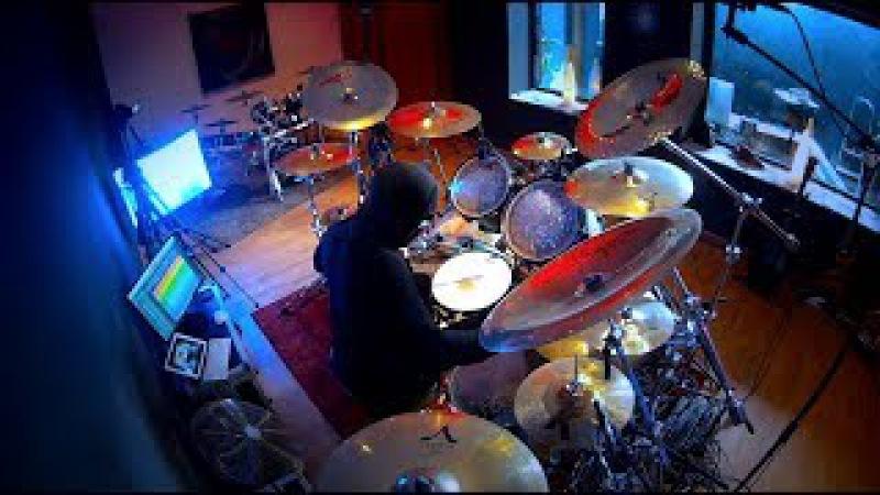 58 Lamb Of God - Descending - Drum Cover » Freewka.com - Смотреть онлайн в хорощем качестве
