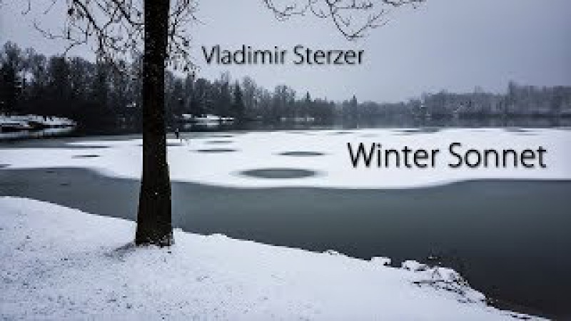 Winter Sonnet - Vladimir Sterzer │ Piano Symphonic Background │ The Message to another Time