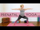 Prenatal Yoga for Beginners, All Trimesters, Weight Loss Flexibility for Healthy Moms