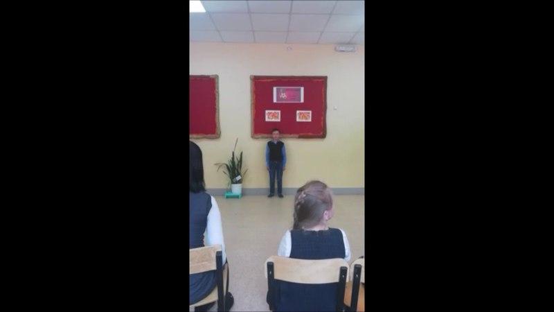 Нурумов Никита - Дети, не знавшие войны (стихи Максима Сафиулина)