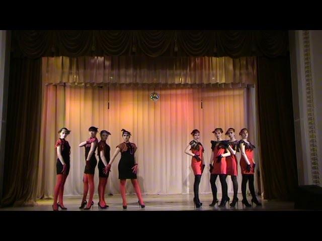 Театр моды Имидж от Анастасии - Коллекция « Война роз»
