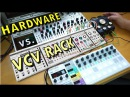 VCV Rack vs Hardware: is there a difference? Testing Mutable Instruments Clouds, Rings and Elements