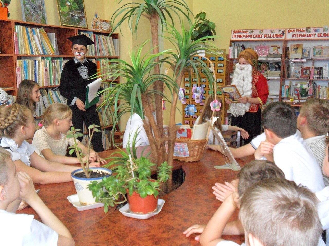 александр пушкин, день словянской письменности, донецкая республиканская библиотека для детей, отдел обслуживания учащихся 5-9 классов