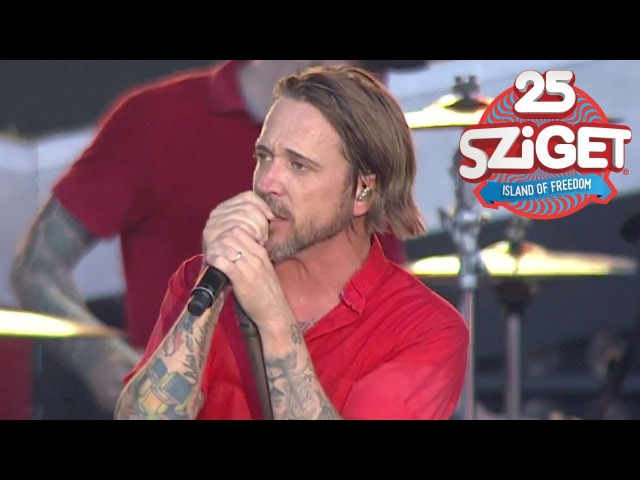 Billy Talent LIVE @ Sziget 2017 Full Concert