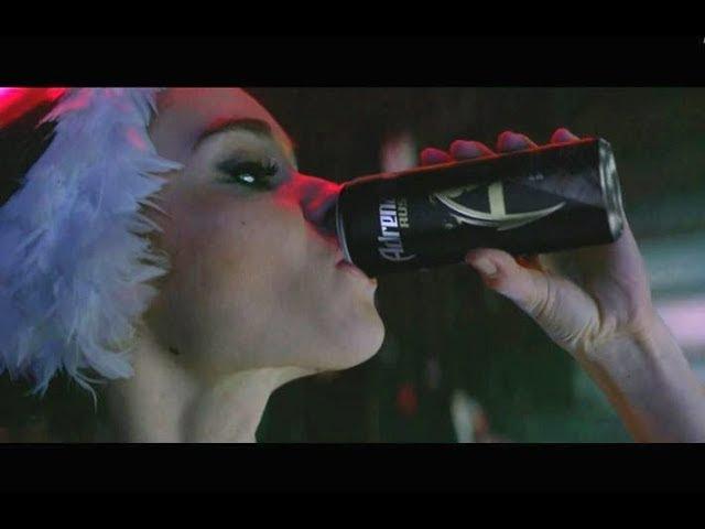 Реклама Adrenaline Rush 2018 - Балерина (Все ты можешь)