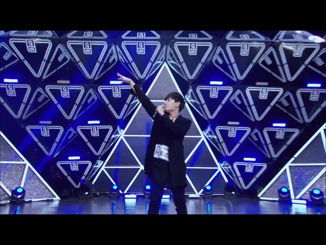 [No Cut] Idol Producer 1st Evaluation Performance Jiang Dahe - Great God