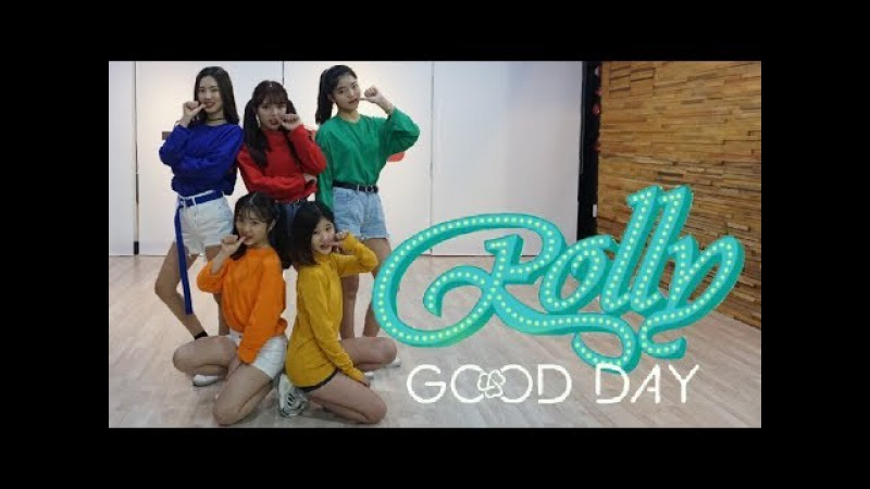 [창원TNS] GOOD DAY(굿데이) - Rolly 안무(Dance Cover)
