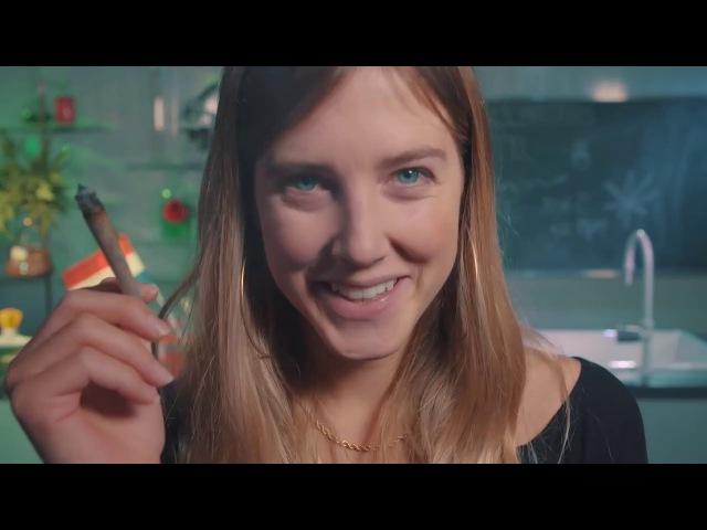 Нарколаборатория (DrugsLab) - Нелли путается после курения марихуаны (Озвучка Пьяный Дюша)