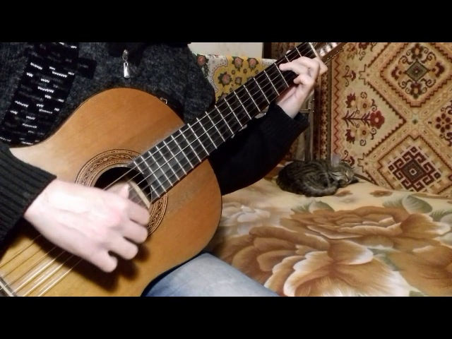Spirit of the sea Blackmors nights Guitar cover