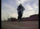 Crip walk / West Coast / Creick gangsta rap !