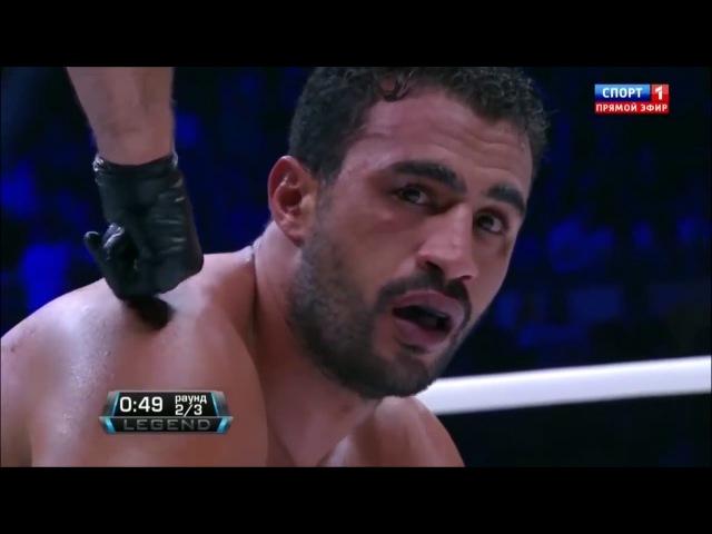 DÜNYANI heyrətə gətirən Zabit Samedov nakautu (Full HD)
