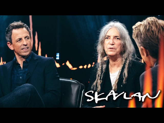 Patti Smith on Nobel prize performance I was humiliated and ashamed Skavlan