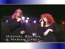 Mariah Carey Michael Bolton - We're Not Makin' Love Anymore FIRST VIDEO SNIPPET EVER