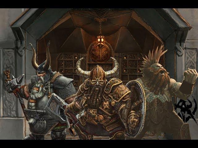Karaz Ankor - Warhammer Fantasy Dwarf Tribute - Wind Rose - To Erebor