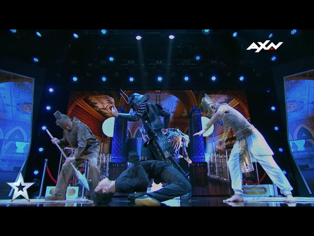 ADEM Dance Crew Semi Final 2 VOTING CLOSED Asia's Got Talent 2017 смотреть онлайн без регистрации