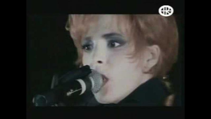 Mylene Farmer - L'Horloge(En Concert 1989)