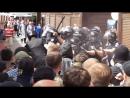 Рынок Лесной Столкновение с полицией