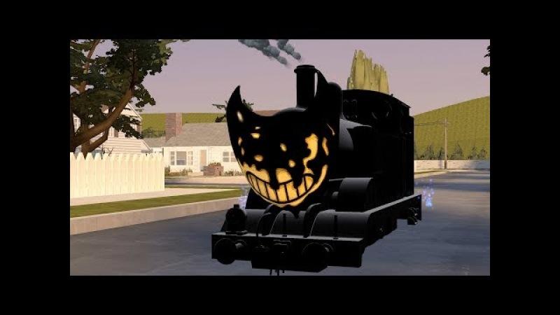 INK BENDY THOMAS THE TANK ENGINE Fusion (Hello Neighbor)