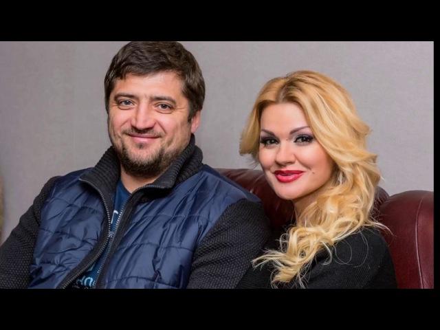 Ирина Круг с мужем Сергеем