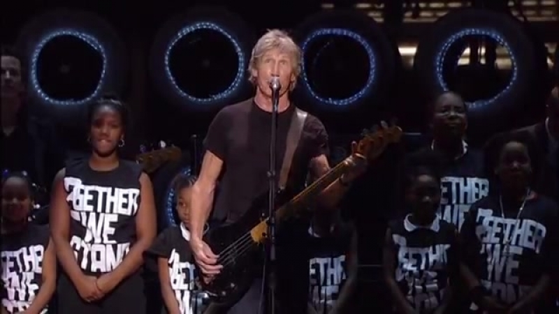 GDA - pink floyd another brick wall LIVE