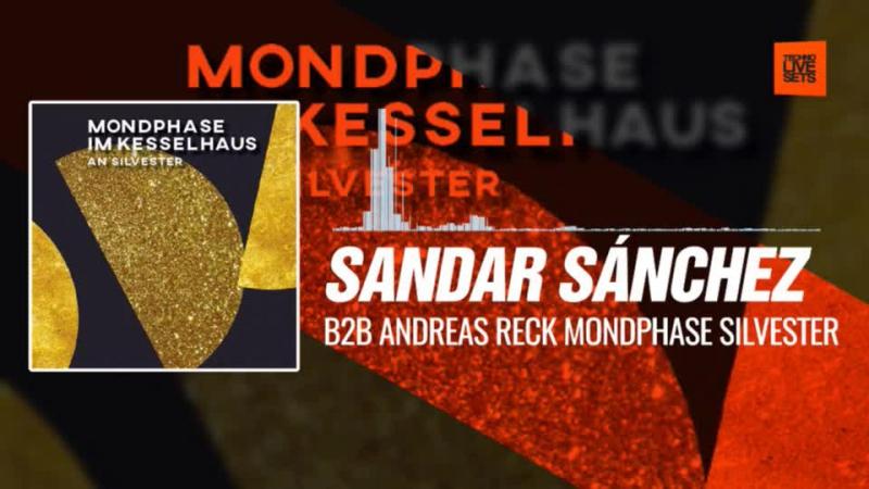 Sandar Sánchez B2B Andreas Reck - NYE DJ SET Mondphase Silvester 31-12-2017 Music Periscope Techno