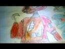 рисунок фнаф 2