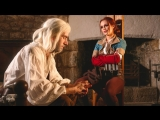 dpg.18.03.10.ella.hughes Ведьмак порно пародия  the Witcher Porno Parody