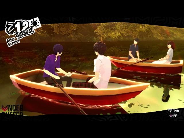 [Persona 5] Yusuke Kitagawa Rank 4 (Emperor Confidant) Guide