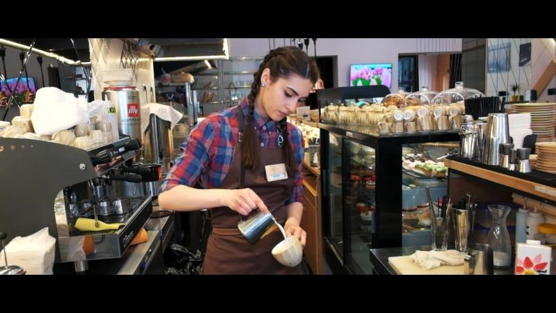 Sava cafe barista