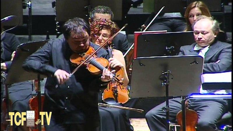 Sergej Krylov bis: J. S. Bach, Fuga dalla Prima sonata in sol m 04/03/16