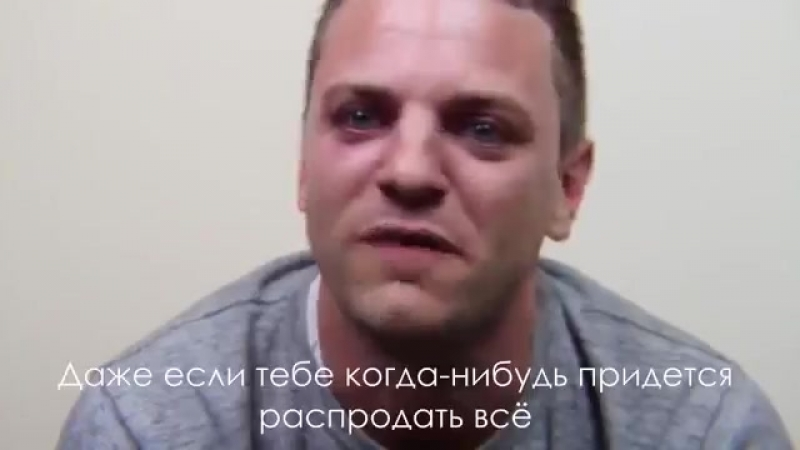 Стал донором сердца для сына, прощальное видео отца (актерская игра).mp4