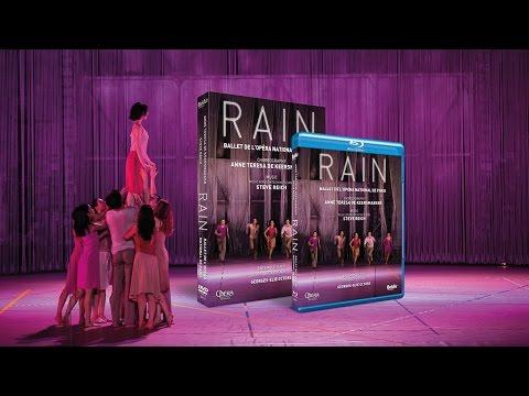 Rain   Anna Teresa de Keersmaeker   Ballet de l'Opéra de Paris 2014 (DVD/Blu-ray trailer)