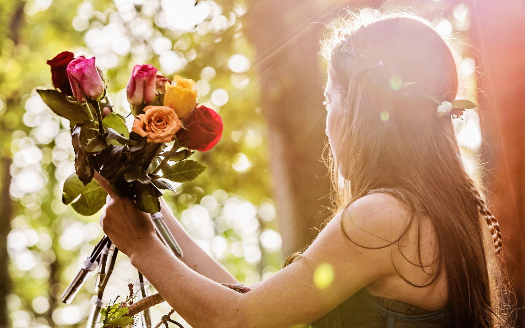 Популярные варианты чудесных букетов от цветочной доставки