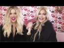 Kylie Jenner and Khloé Kardashian Kylie Cosmetics In Love with the Koko Kollection