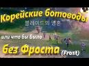 Корейские ботоводы или что бы Было без Фроста (Bns)(Корея)
