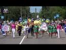 Пролетарский район Донецка отметил 60-летие со дня образования