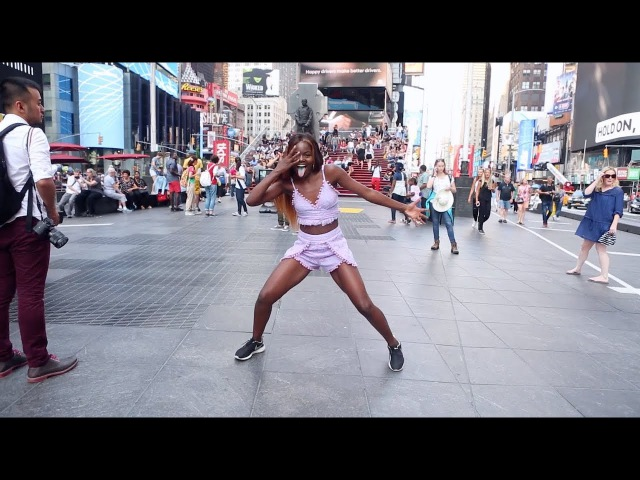 Sherrie Silver - Guitar   Dance Choreography crazy class freestyles at end!