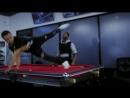 BARBER SHOP BRAWL ft. Splack, Kiing, Arod (2)